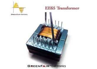 China 2000W Switching Power Supply Transformer Big Power Full Copper Foil Winding supplier