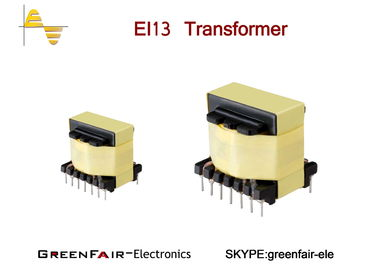 China Small Volume EI10 Switch Mode Power Supply Transformer Lightweight High Inductance Value supplier