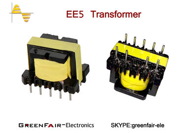China Mini EE5 EE10 Switching Power Supply Transformer Automatic Winding Labor Cost Save supplier
