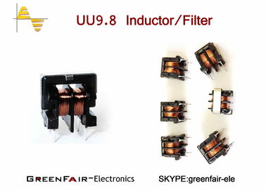 UU9.8 - 40mH Power Filter Inductor 50 - 400KHz SMT Type High Realiability