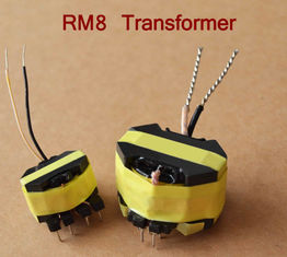 China RM6 Switching Power Supply Transformer Flyback Wire Flexible Connection supplier