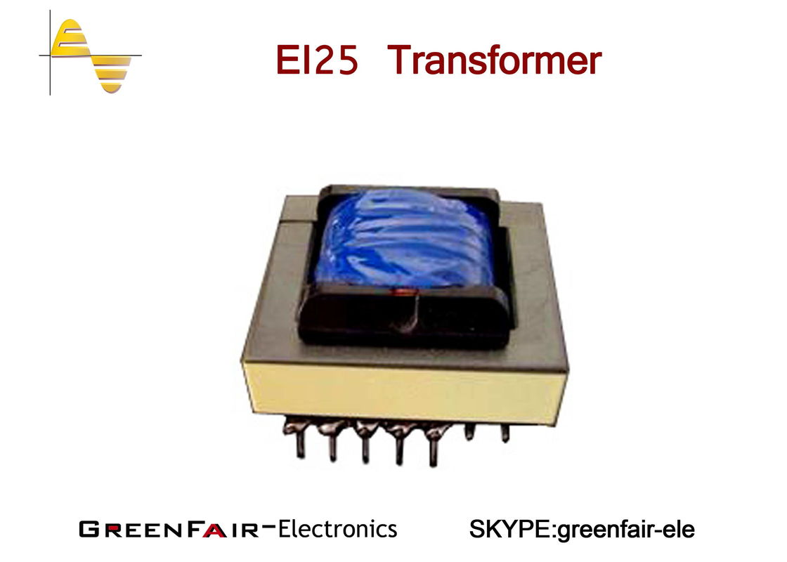 Low Height Electrical Power Supply Transformer , Horizontal