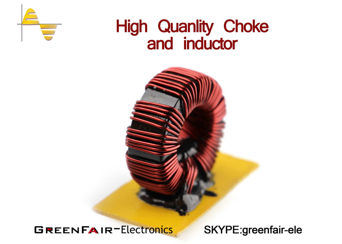 Big Power Choke High Current Inductor , Micromental Core Electronic