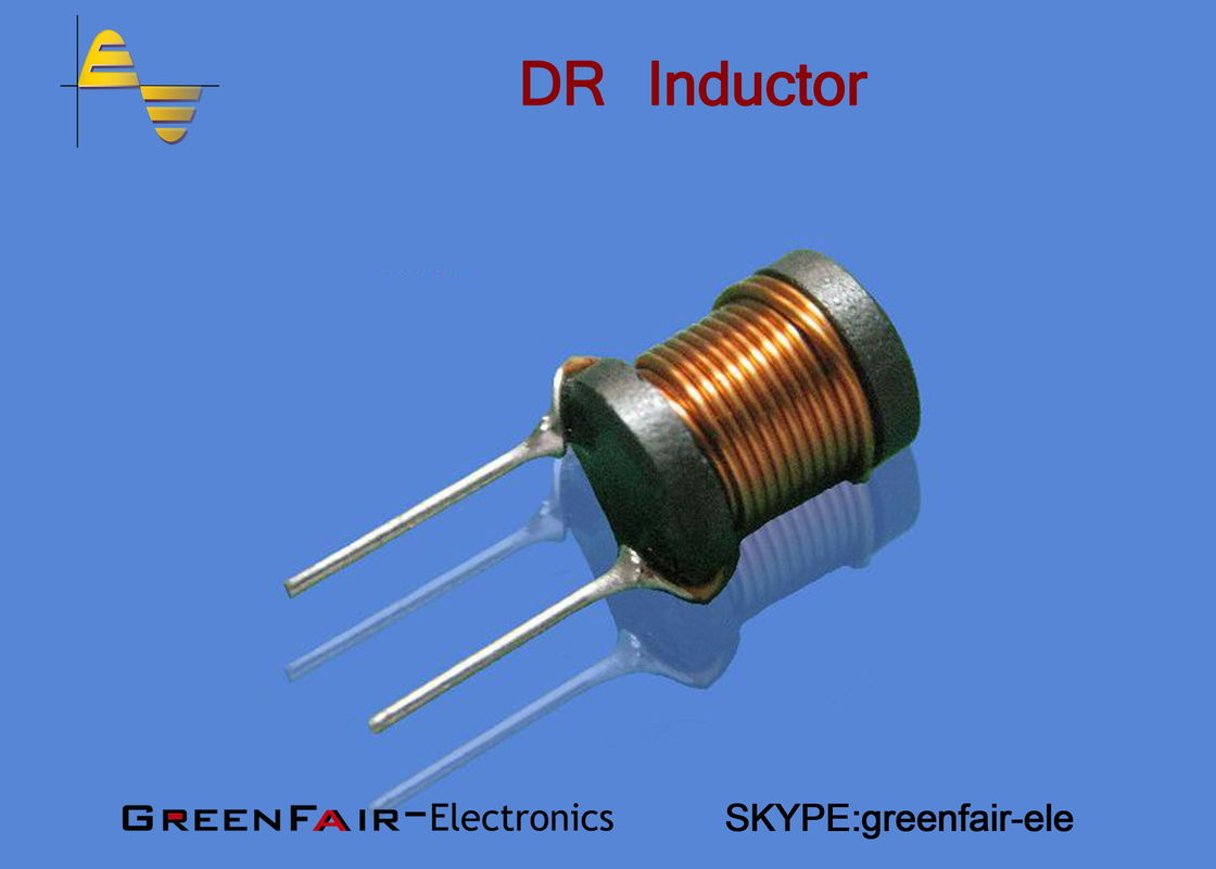 12mm Wire Low Resistance Inductor Coils High Current Power Single Of Copper Are Commonly Used In Electrical Inductors Winding