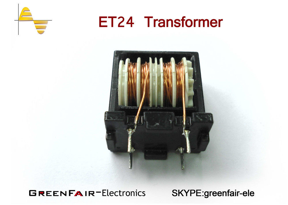 Two Winding Chip Power Inductor 15mH , ET24 MIN 0 5mm Common