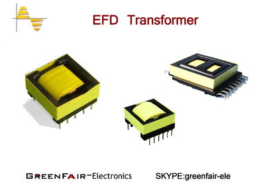 China Low Height High Frequency Transformer EFD Series With High Power ISO9001 Approved factory