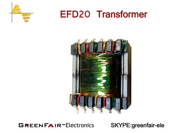 China Singlephase EFD High Frequency Transformer SMD Type PC40 Core Grade factory