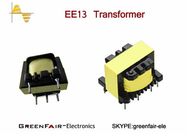 China Customized High Frequency Isolation Transformer , EE11.5 Small High Voltage Transformer factory