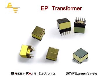 China Small High Frequency Power Transformer , Vacuum Varnish EP Power Isolation Transformer factory