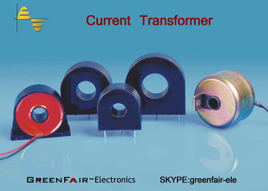 China Silicon Steel Core High Accuracy Current Transformer , Energy Meter Current Transformer factory