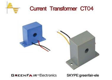 China High Permeability Core Split Current Transformer , 3000V Toroidal Current Transformer factory