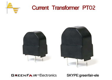 PT02 Current Potential Transformer 1mA 50 - 20KHz Low Profile Heavy Resistor Load