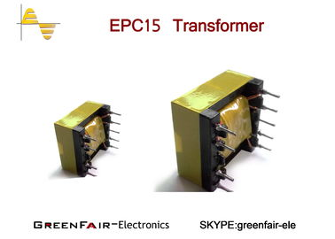 EPC27 Low Height Small Size Transformer Customized High Frequency For Home