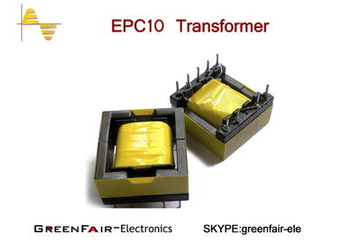 China Small Inductor EPC Light Transformer , Low Height Mini Size High Frequency Transformer factory