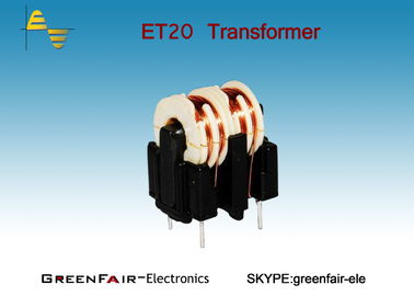 ET Series Power Filter Inductor Horizontal Common Mode Choke Two Winding