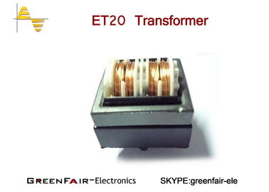 Horizontal CMC Power Filter Inductor ET20 for converter ISO14001 Approved
