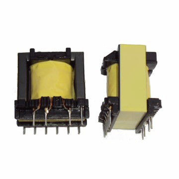 Vertical Type High Frequency High Power Transformer Low Leakage Inductance
